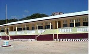 The Hammar Jab Jab School in Mogadishu, Somalia