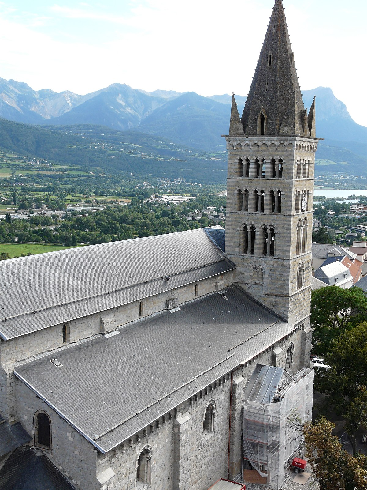 Embrun Cathedral  Wikipedia