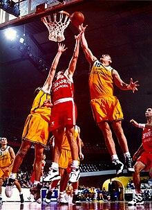 Rebound Adalah : rebound, adalah, Rebound, (basketball), Wikiwand