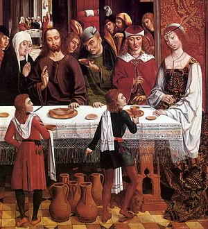 The Marriage at Cana ( )