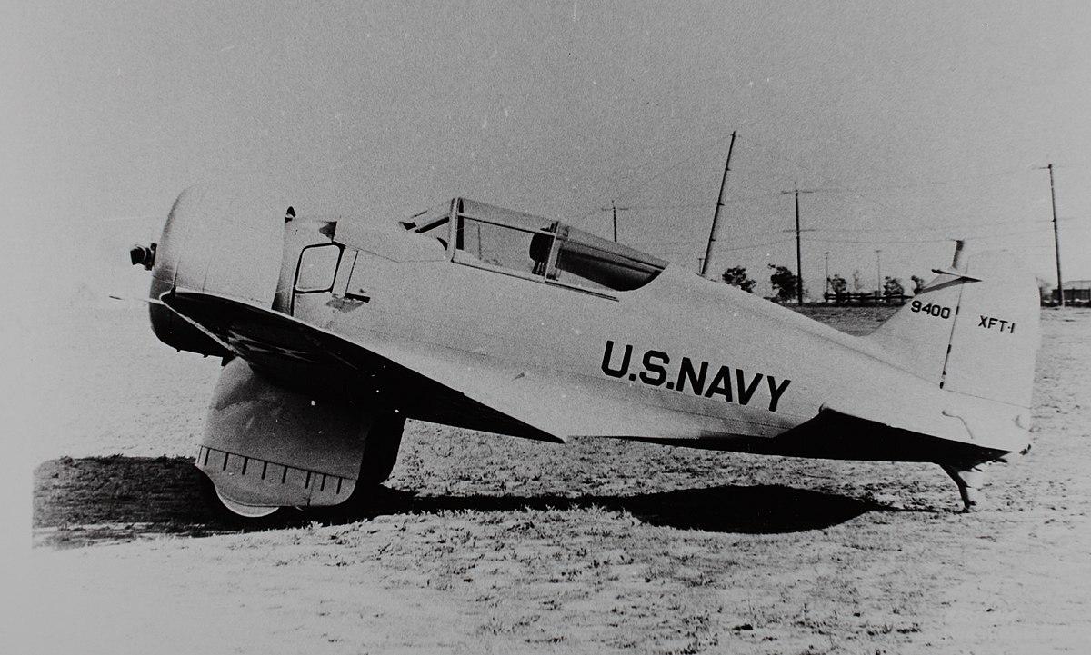 Northrop XFT - Wikipedia