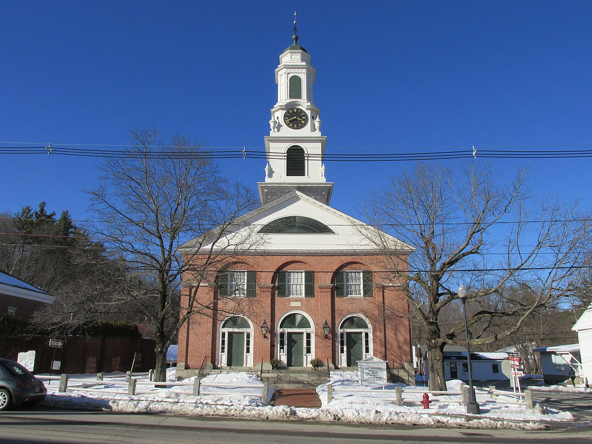 Peterborough Unitarian Church  Wikipedia