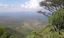 Otra panorámica desde Kenya