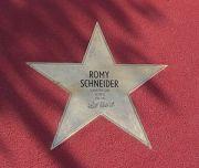 English: Star of Romy Schneider at