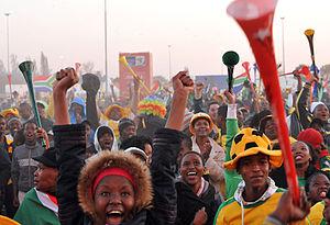 Johannesburg - Fans of Bafana Bafana's, known ...