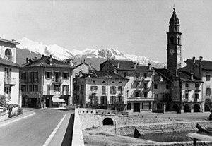 English: Ascona, Canton of Ticino, Switzerland...