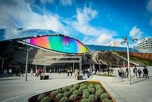 341c32a4101d8 برمنغهام شارع جديد هي أكبر وأكبر محطة سكك حديدية في المملكة المتحدة خارج  لندن