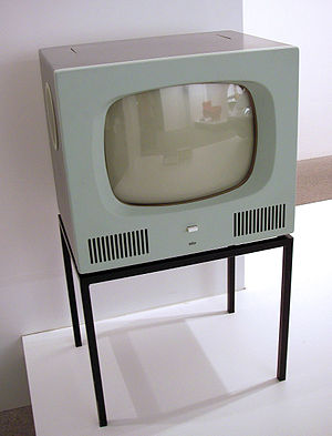 Braun HF 1, Germany, 1958
