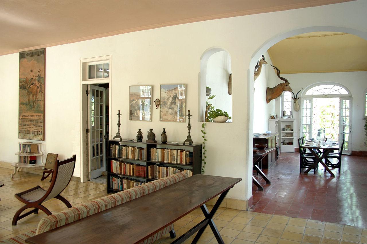 FileCasa di Ernest Hemingway a Cuba 03jpg  Wikimedia
