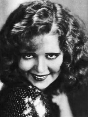 Publicity photo of Clara Bow from Stars of the...