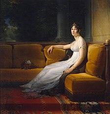 Vợ đầu của Napoleon, Joséphine, hoàng hậu Pháp