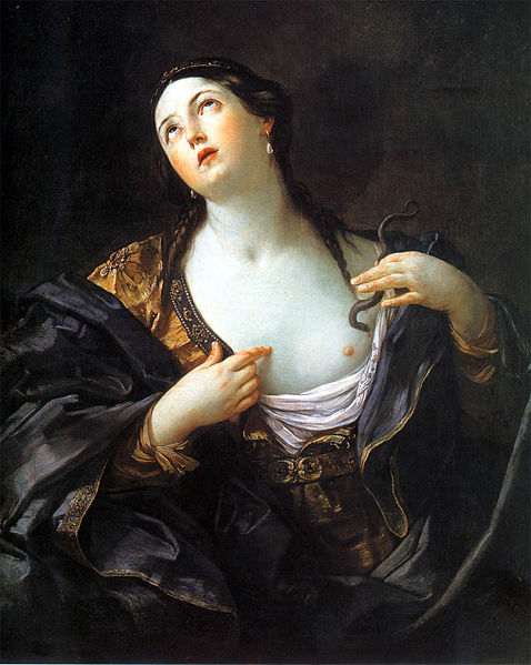 File:Guido Reni - Tod der Kleopatra Potsdam Sanssouci.jpg
