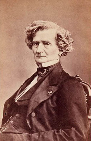 Photo of Hector Berlioz (1803 – 1869)