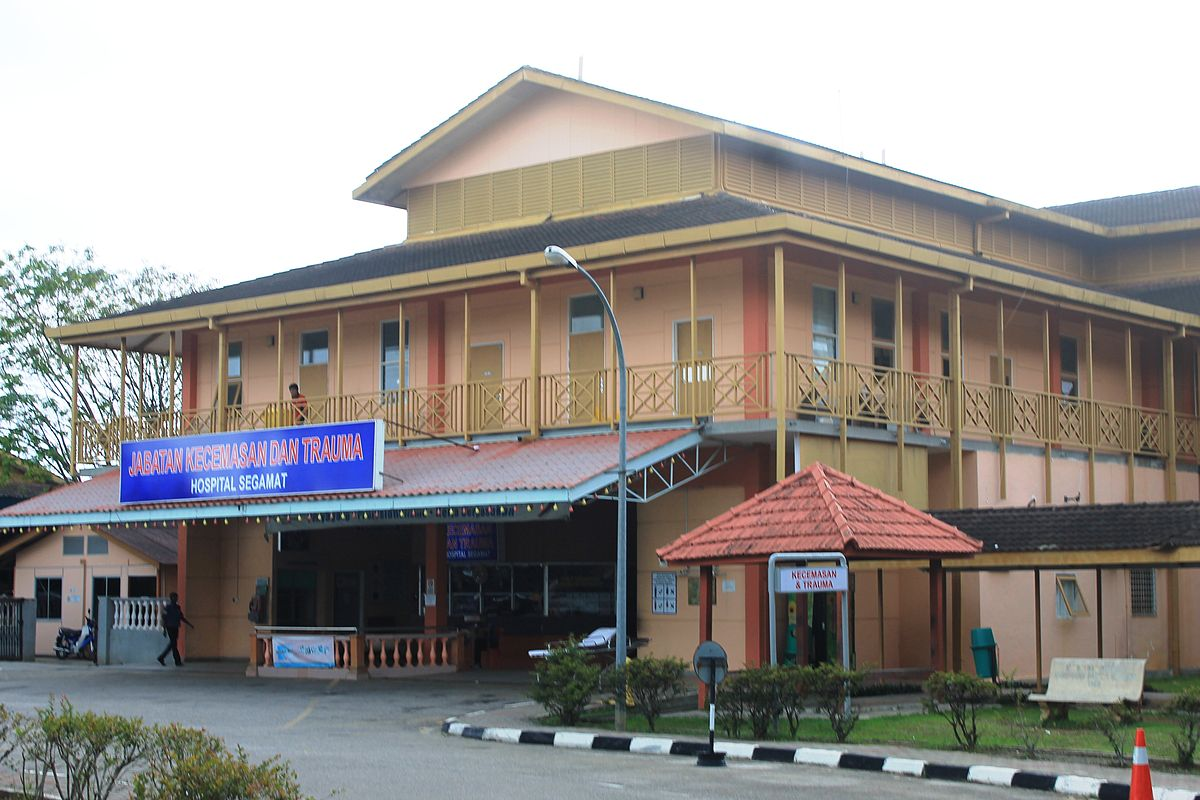 Hospital Segamat  Wikipedia Bahasa Melayu ensiklopedia bebas