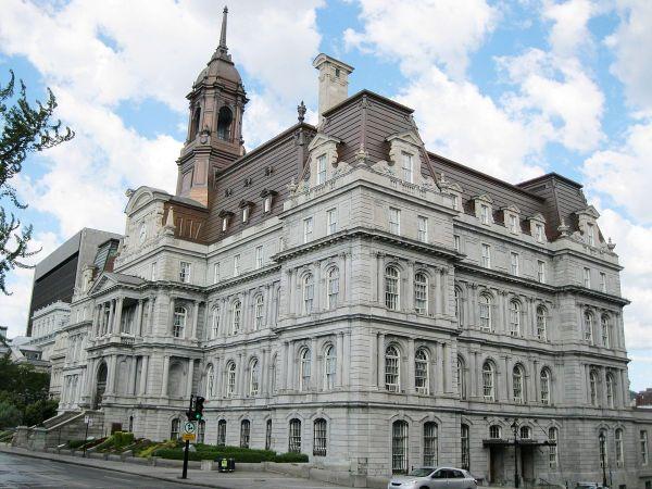 Montreal City Hall - Wikipedia