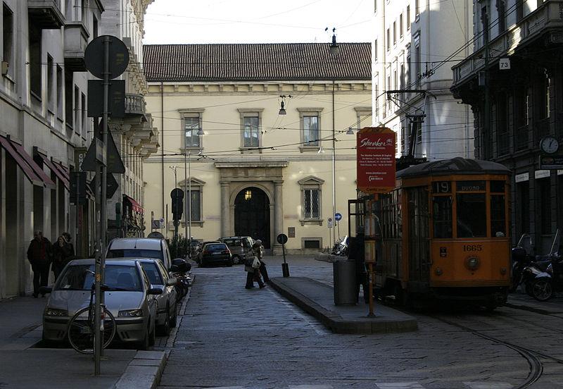 Archivo:IMG 3058 - Milano - Pinacoteca ambrosiana - Foto G. Dall'Orto - 3-1-2007a.jpg
