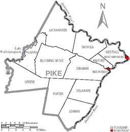 Milford, Pennsylvania