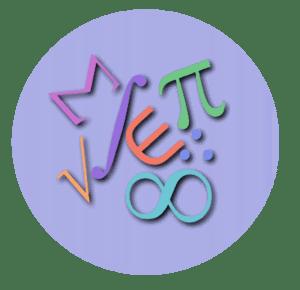 Español: Logo para el Wikiproyecto de Matemáti...