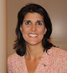 Gov. Nikki Haley