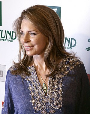 Queen Noor of Jordan at the Women's World Award 2009