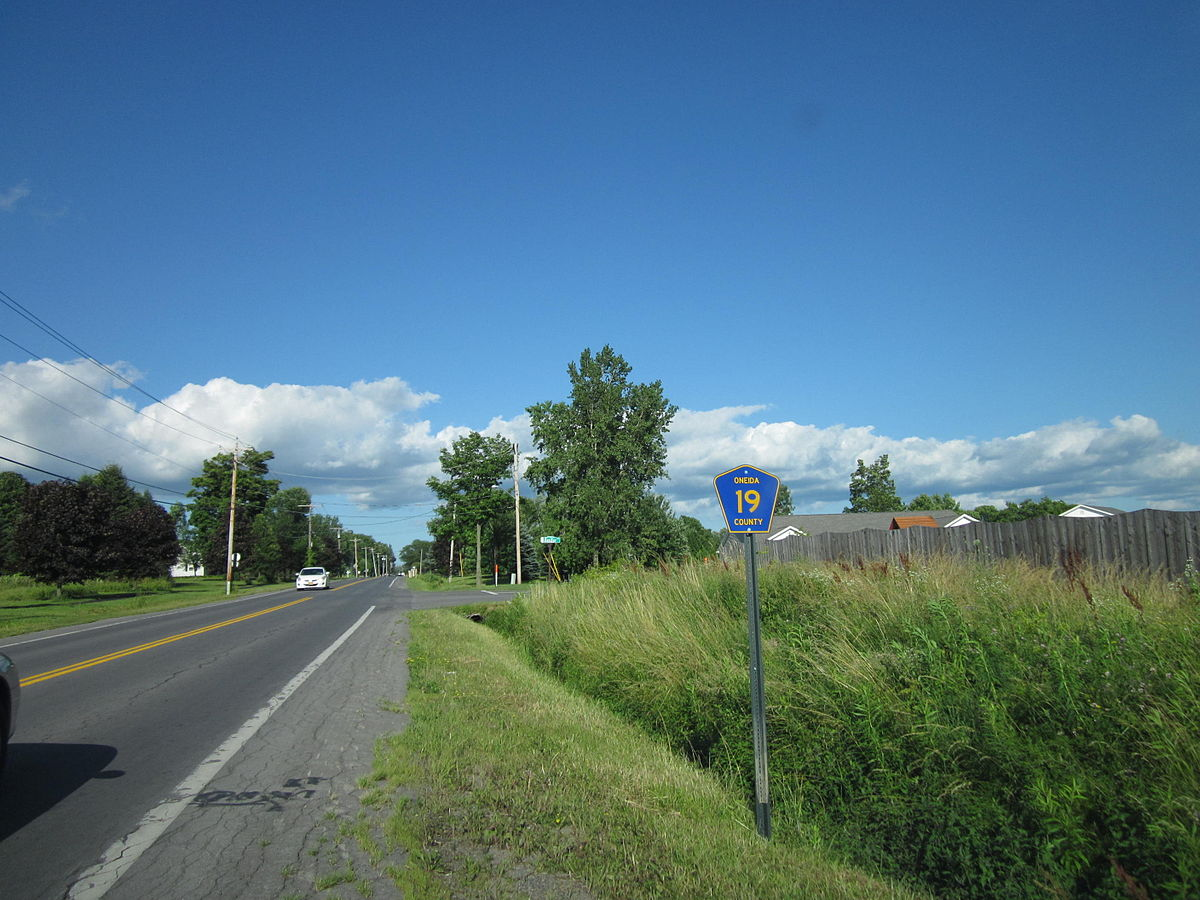 List of county routes in Oneida County New York  Wikipedia