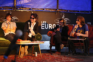 English: Phoenix at the Eurockéennes of 2007
