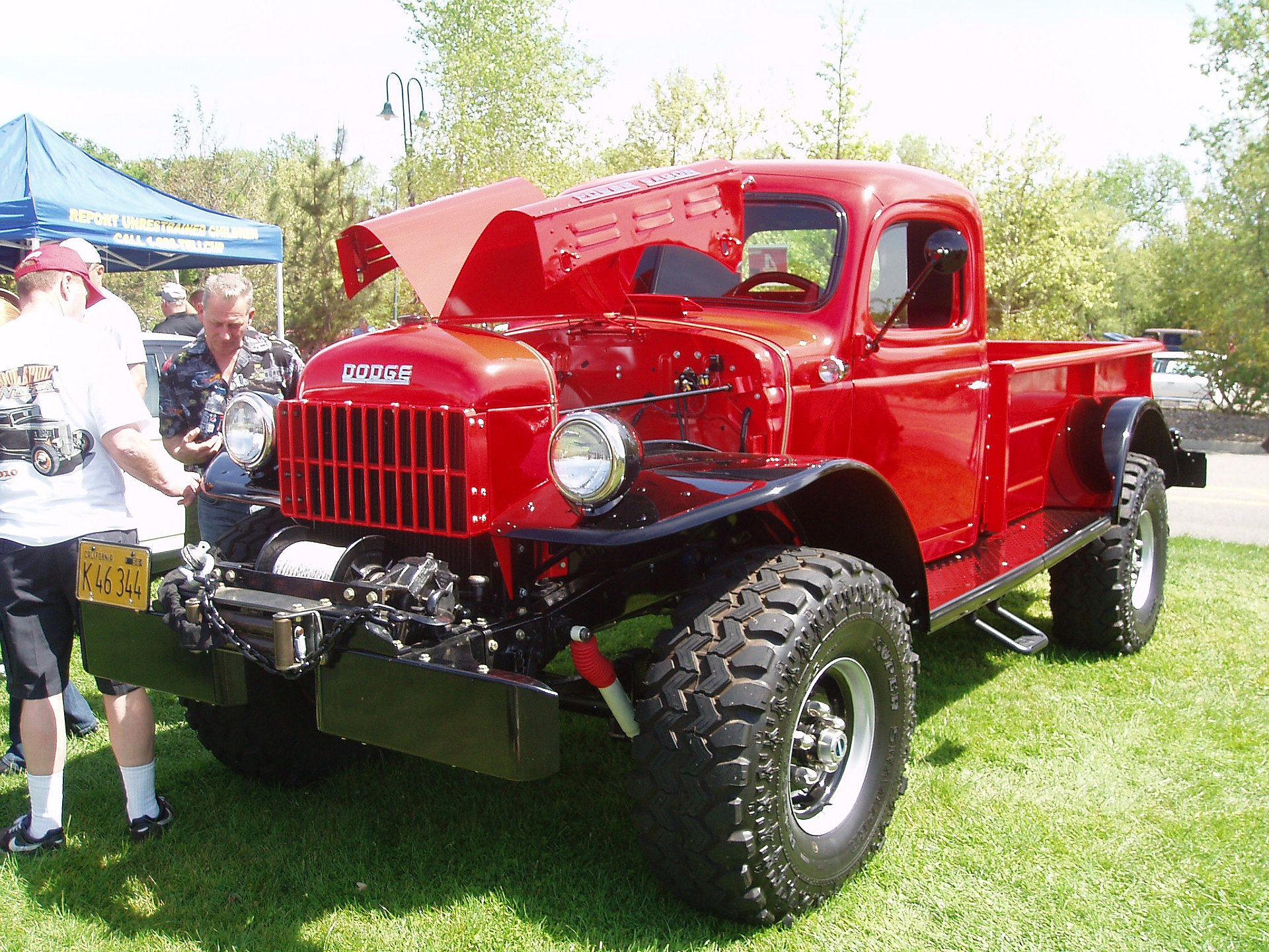Dodge Power Wagon Dodge Power Wagon 1954 Dodge Power Wagon