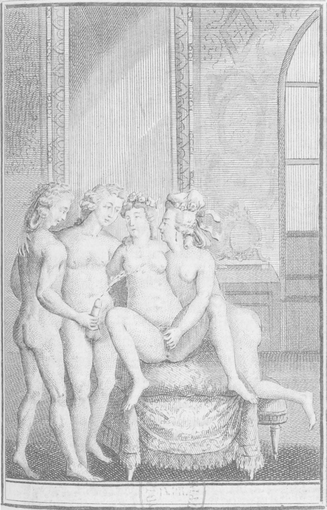 FileSade  Philosophie dans le boudoir Tome I 1795 illustration  0003png  Wikimedia Commons