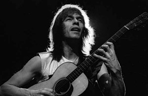 English: Yes - Steve Howe