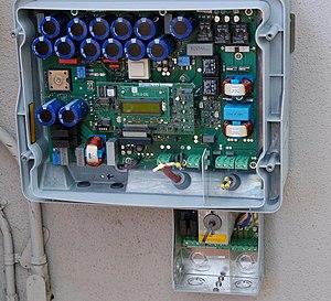 solar panel array wiring diagram electrical single line inverter wikipedia