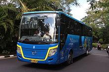 Trans Sarbagitabus, Denpasar and its outskirt areas main transportation