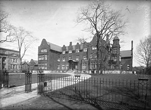 Victoria College, University of Toronto, Toron...
