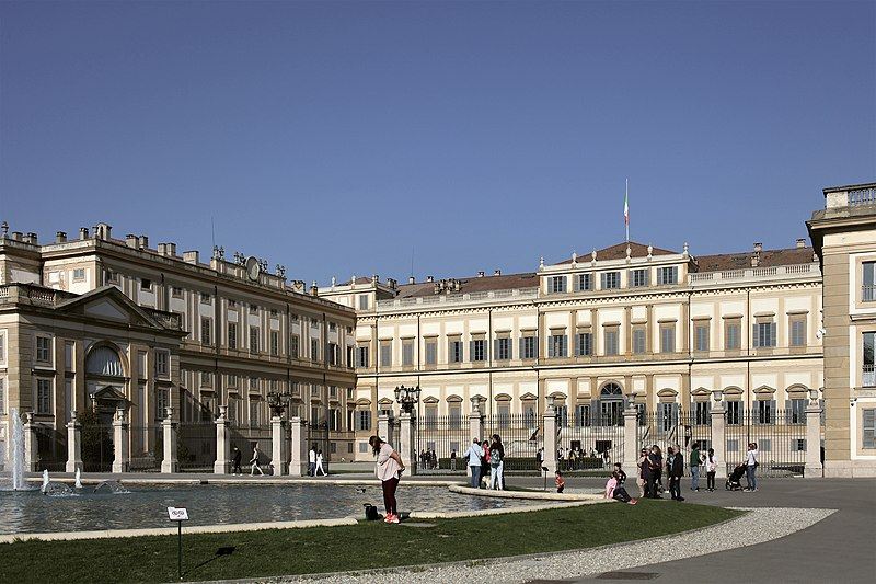 FileVilla Reale di Monza Giuseppe Piermarini 17771780