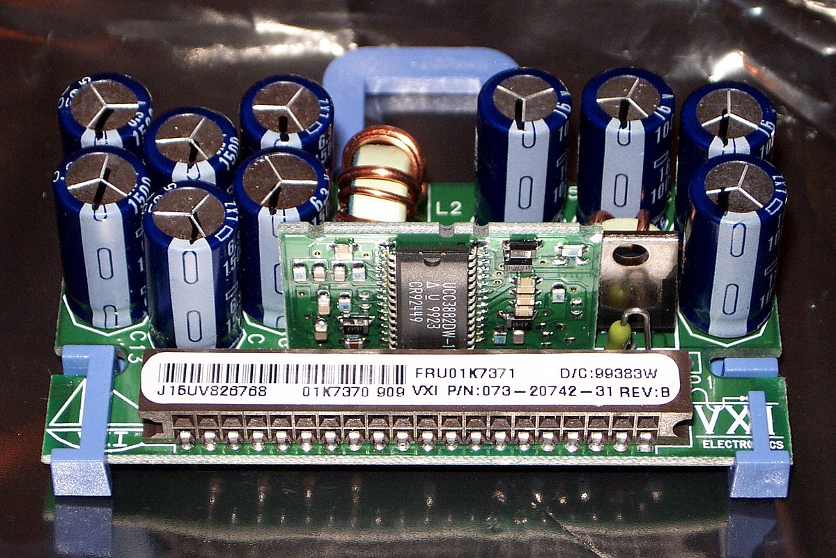 Ac Capacitor Wiring Diagram Voltage Regulator Module Wikipedia