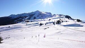 Waidringer Steinplatte Austria Ski Resort
