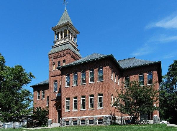 Washington School Taunton Massachusetts - Wikipedia