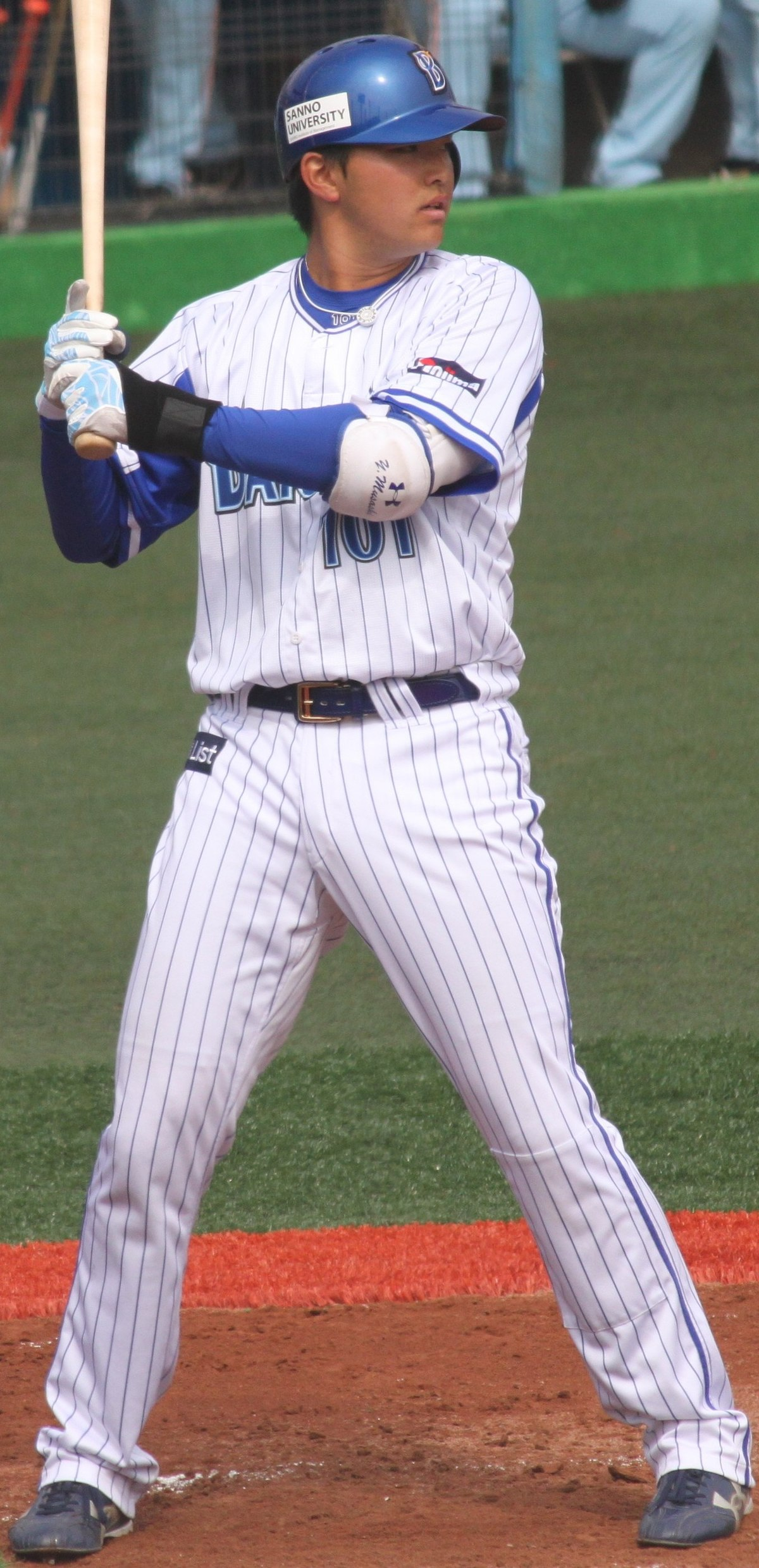 山本武白志 - Wikipedia