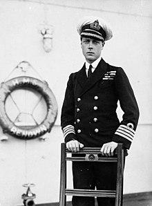 Edoardo VIII del Regno Unito  Wikipedia