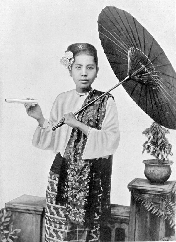 Women In Myanmar - Wikipedia