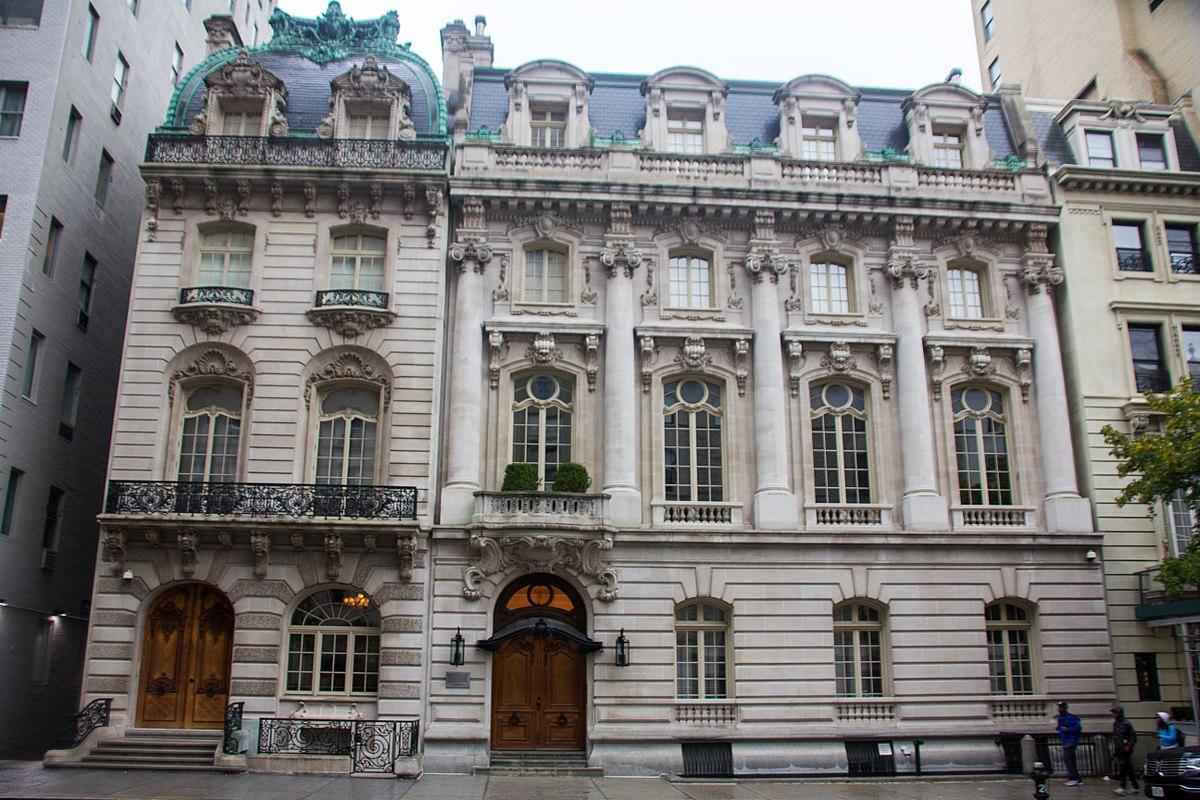 Henry T Sloane House  Wikipedia