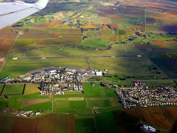 Woodbourne Airport - Wikipedia
