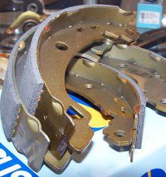 car brake pad diagram [ 1200 x 1030 Pixel ]