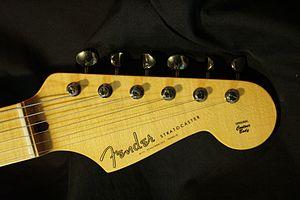 Fender strat headsock
