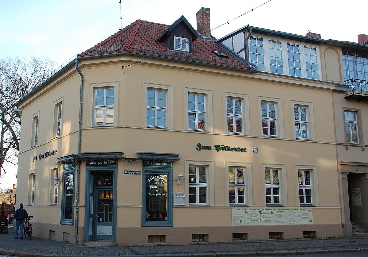 Heiligegeiststrae 11 Quedlinburg  Wikipedia