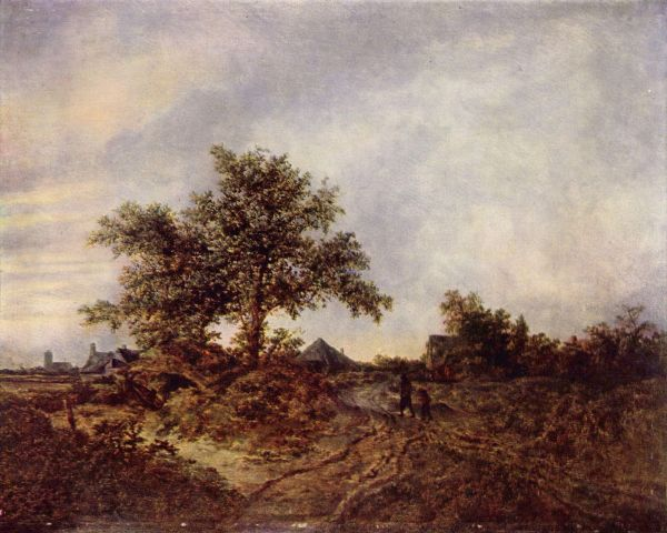 Jacob Van Ruisdael - Wikimedia Commons