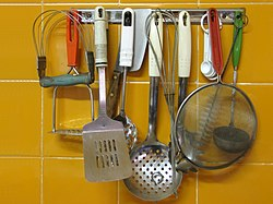 kitchen equipment used farm sinks utensil wikipedia
