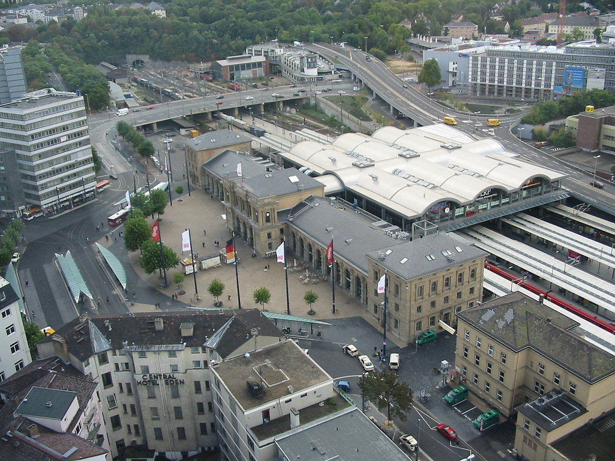 Mainz Hauptbahnhof  Wikipedia