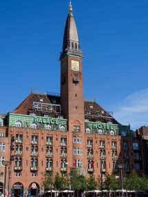 Palace Hotel Copenhagen - Wikipedia