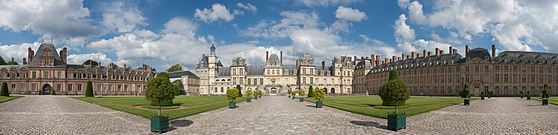 File:Palace of Fontainebleau, France - July 2011.jpg
