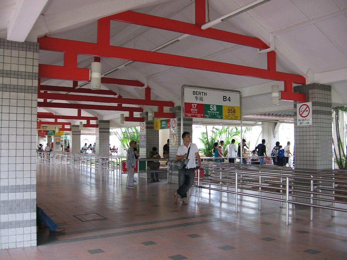 Pasir Ris Bus Interchange  Wikipedia